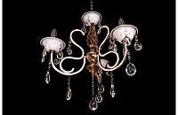 Люстра хрустальная на три лампы LS1509-3