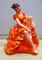 Копилка Балерина в пуантах