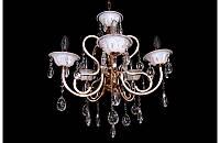 Люстра хрустальная  на пять ламп LS1509-5, фото 1