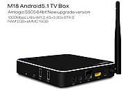 Смарт ТВ приставка Beelink M18 (2+16Gb)