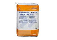 Безусадочная смесь MasterEmaco T 1100 TIX. Слой 10мм-100мм.