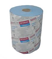 Pro service Optimum полотенце протирочные 1 сложе. 100м синее