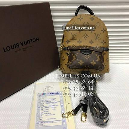 "Рюкзак Louis Vuitton №4 ""Palm Springs Backpack Mini"", фото 2"