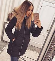 Куртка зимняя для девушки (арт. 464736564)