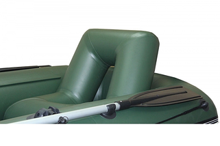 Надувное кресло для лодки пвх лкн-240-290, фото 3