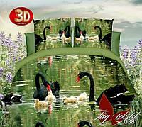 Комплект постельного белья 3D TM TAG двуспальное поликоттон BP038
