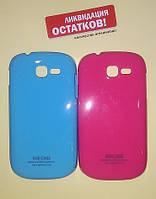 Чехол-накладка для Samsung S7898 Moshi