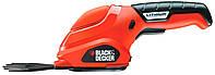 Садовые ножницы аккумуляторные Black&Decker GSL200
