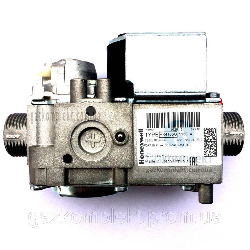 Газовый клапан HONEYWELL VK 4105 G BAXI Mainfour /WESTEN Quasar D/ RODA Vortech 5702340