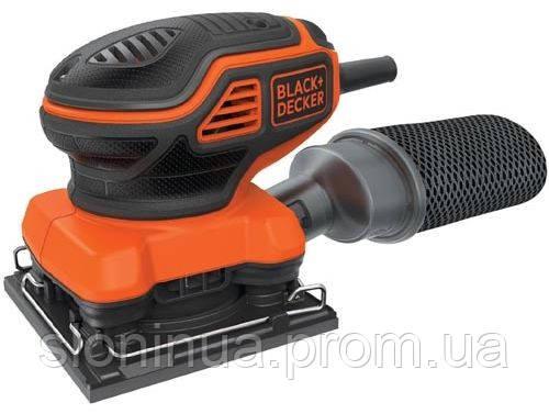 Шлифмашина вибрационная Black&Decker KA450