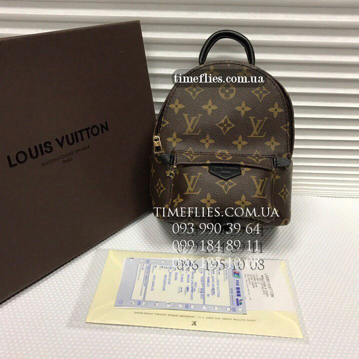 "Рюкзак Louis Vuitton №5 ""Palm Springs Backpack Mini"""