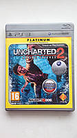 Uncharted 2: Among Thieves (PS3) рус.