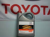 "Масло моторное синтетическое Toyota ""5W-30"", 5л"