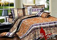 Комплект постельного белья 3D TM TAG семейный поликоттон XHY796