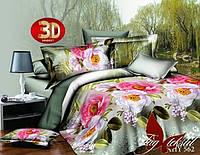 Комплект постельного белья 3D TM TAG семейный поликоттон XHY562