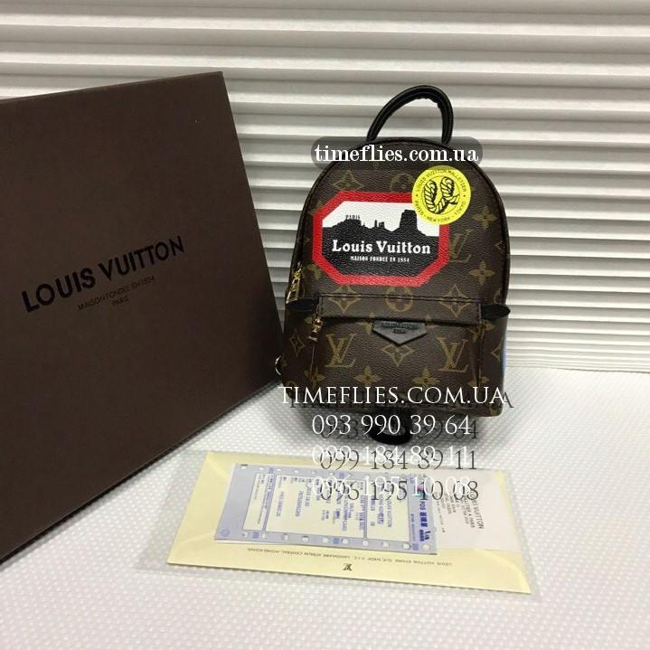 "Рюкзак Louis Vuitton №6 ""Palm Springs Backpack Mini"""