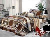 Комплект постельного белья 3D TM TAG семейный поликоттон XHY1731