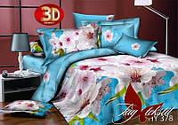 Комплект постельного белья 3D TM TAG семейный поликоттон XHY378
