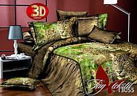 Комплект постельного белья 3D TM TAG семейный поликоттон CY13055