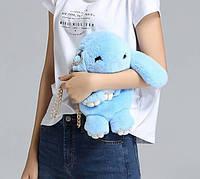 Сумка-рюкзак Кролик Fendi из натурального меха ,большой выбор цветов