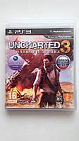 Видео игра Uncharted 3: Иллюзии Дрейка (PS3) рус.