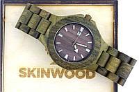 Эксклюзивные деревянные наручные часы Haki, фото 1