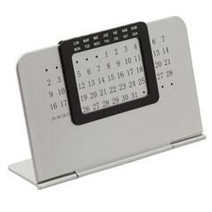 Вечный календарь (металл, пластик)