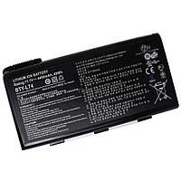 Аккумулятор для ноутбука MSI A6200 (BTY-L74, MSYL74LH) 11.1V 5200mAh PowerPlant (NB00000134)