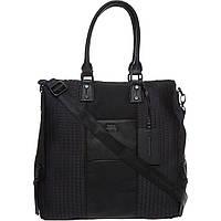 Черная дорожная сумка Steve Madden