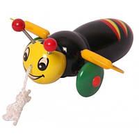 Игрушка - каталка Пчела Д334у Руди