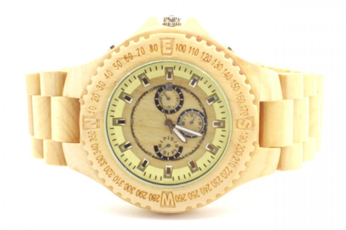 Эксклюзивные деревянные наручные часы Maple