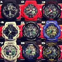 Наручные часы Casio G-Shock, Модель - GA 100