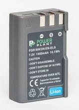 Аккумулятор PowerPlant EN-EL9 (Nikon) Li-ion battery