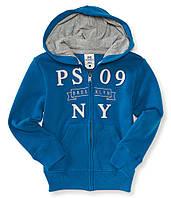 "Кофта худи для мальчика PS Aeropostale  ""PS 09 Brooklyn NY"" р.6,7"