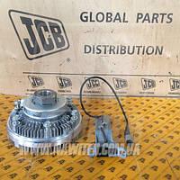 Вискомуфта вентилятора для JCB