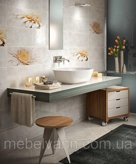 Плитка для стен Illusione Иллюзион 23*60 Плитка для ванной