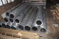 Труба толстостенная   алюминиевая  60х7х3000 мм АД 31 Т5  цена купить порезка