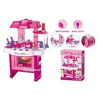 Детская кухня 008-26. Рекомендуем! Розовая
