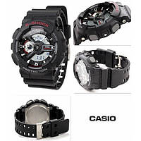 Наручные часы Casio G-Shock, Модель - GA 110 (Копия)