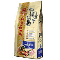 Сухой корм Ройчер для активных собак 10 кг