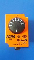 Накладной регулируемый термостат ICMA art. 610, фото 3