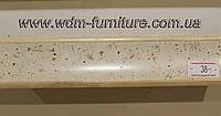 Плинтус кухонный крошка бежевая L=3000, фото 1