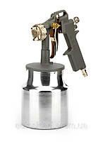 Miol 80-868 Пневмопістолет лакофарбовий з нижнім баком 1,5 мм