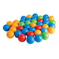 Набор цветных шаров для сухих бассейнов 50 шт, 5-6 см диаметр
