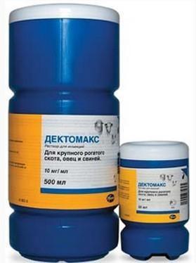 Дектомакс, 50мл - «ВЕТАПТЕКА» в Виннице