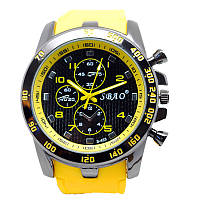 Мужские часы SBAO Желтые