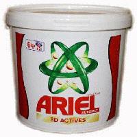 Стиральный порошок Ariel 3D Actives color 6 кг