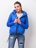 Куртка женская на силиконе 80144 48-50