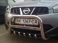Кенгурятник для Nissan Qashqai 2008