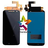 Дисплей для мобильных телефонов Motorola XT1622 Moto G4, XT1625 Moto G4 LTE, XT1642 Moto G4 Plus,черный